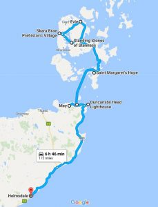 NC500 Day Five
