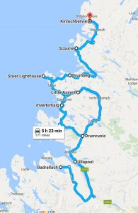 NC500 - Day Three